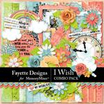 I Wish Combo Pack-$7.99 (Fayette Designs)