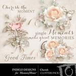 Cherish ID Clusters Pack-$1.99 (Indigo Designs)