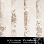 Cherish ID Borders Pack-$1.99 (Indigo Designs)