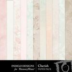 Cherish ID Paper Pack-$2.99 (Indigo Designs)