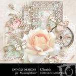 Cherish ID Embellishment Pack-$2.99 (Indigo Designs)