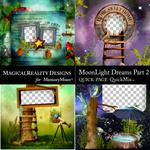 MoonLight Dreams Pt 2 QuickPages 1-$2.80 (MagicalReality Designs)