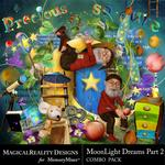 MoonLight Dreams Pt 2 Combo Pack-$3.50 (MagicalReality Designs)