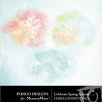 Celebrate Spring Accent Pack-$1.40 (Indigo Designs)