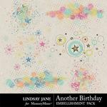 Another Birthday Scatterz Pack-$1.40 (Lindsay Jane)