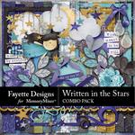 Written in the Stars Combo Pack-$7.99 (Fayette Designs)