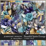 Beautiful Spirits Emerge Combo Pack-$4.99 (Jumpstart Designs)