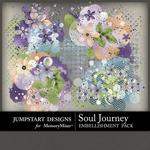 Soul Journey Accents Pack-$3.99 (Jumpstart Designs)