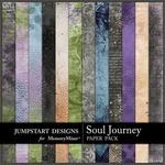Soul Journey Blended Paper Pack-$3.99 (Jumpstart Designs)