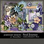 Soul Journey Add On Embellishment Pack-$3.99 (Jumpstart Designs)