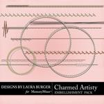 Charmed Artistry Stitches Pack-$2.49 (Laura Burger)
