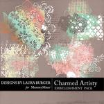 Charmed Artistry Scatters Pack-$2.49 (Laura Burger)