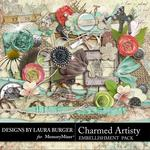 Charmed Artistry Embellishment Pack-$2.49 (Laura Burger)