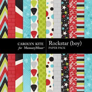 Crk rockstar boy pp medium