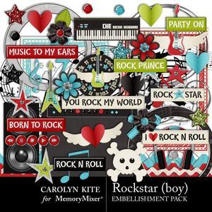Crk rockstar boy ep medium