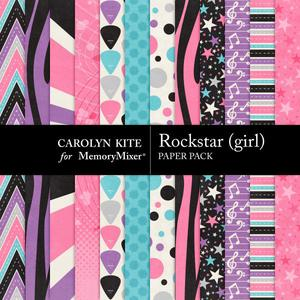 Crk rockstar girl pp medium