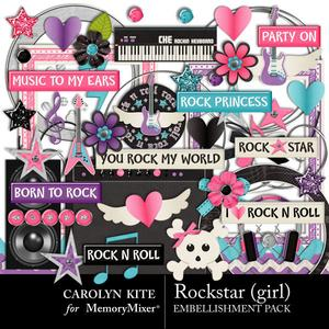 Crk rockstar girl ep medium