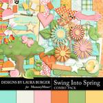 Swing Into Spring LB Combo Pack-$4.99 (Laura Burger)