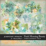 Fresh Morning Beauty Accents Pack-$2.49 (Jumpstart Designs)