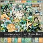 Fresh Morning Beauty Combo Pack-$7.99 (Jumpstart Designs)