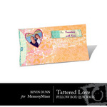 Tattered Love Pillow Box QuickMix-$1.50 (Bevin Dunn)