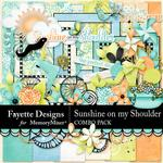 Sunshine on my Shoulder Combo Pack-$7.99 (Fayette Designs)