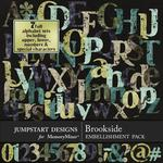 Brookside Alphabet Pack-$3.99 (Jumpstart Designs)
