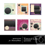Tattered Love QuickMix-$5.00 (Bevin Dunn)