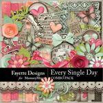 Every Single Day Combo Pack-$7.99 (Fayette Designs)