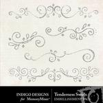 Tenderness Swirls Pack-$1.99 (Indigo Designs)