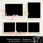 Tenderness Frames Pack-$1.99 (Indigo Designs)