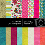 Everyday Paper Pack-$4.00 (Amy Sumrall)
