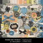 Sophisticated Combo Pack-$4.99 (Word Art World)