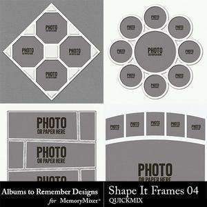 Shape it frames 04 main medium