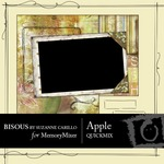Apple QuickMix-$4.99 (Bisous By Suzanne Carillo)
