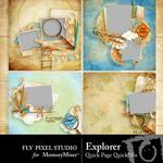 Explorer quick pages small