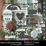 Fathers Love Combo Pack-$4.99 (Albums to Remember)
