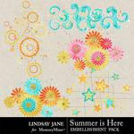 Summer is Here Scatterz Pack-$1.99 (Lindsay Jane)