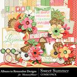 Sweet Summer ATR Combo Pack-$4.99 (Albums to Remember)