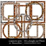 Its a Jungle Out There Frames Pack-$2.99 (Carolyn Kite)