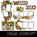 Its a Jungle Out There Cluster Pack-$2.99 (Carolyn Kite)