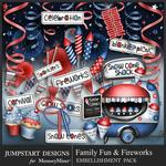 Family Fun and Fireworks Add On Emb Pack-$3.99 (Jumpstart Designs)