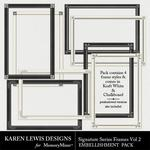 Signature Series Frames Vol 2-$1.99 (Karen Lewis)