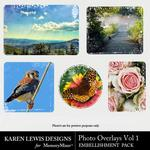 Photo Overlays Vol 1-$1.40 (Karen Lewis)