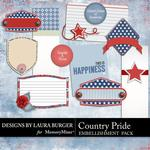 Country Pride Journal Pack-$1.25 (Laura Burger)
