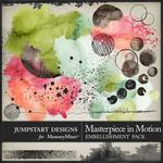 Masterpiece in Motion Enhancement Pack-$2.80 (Jumpstart Designs)