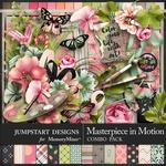 Masterpiece in Motion Combo Pack-$7.99 (Jumpstart Designs)