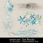 Just Beachy Scatterz Pack-$1.99 (Lindsay Jane)