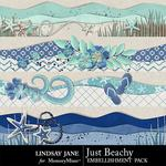 Just Beachy Borders Pack-$1.99 (Lindsay Jane)