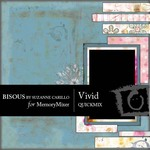 Vivid QuickMix-$5.99 (Bisous By Suzanne Carillo)